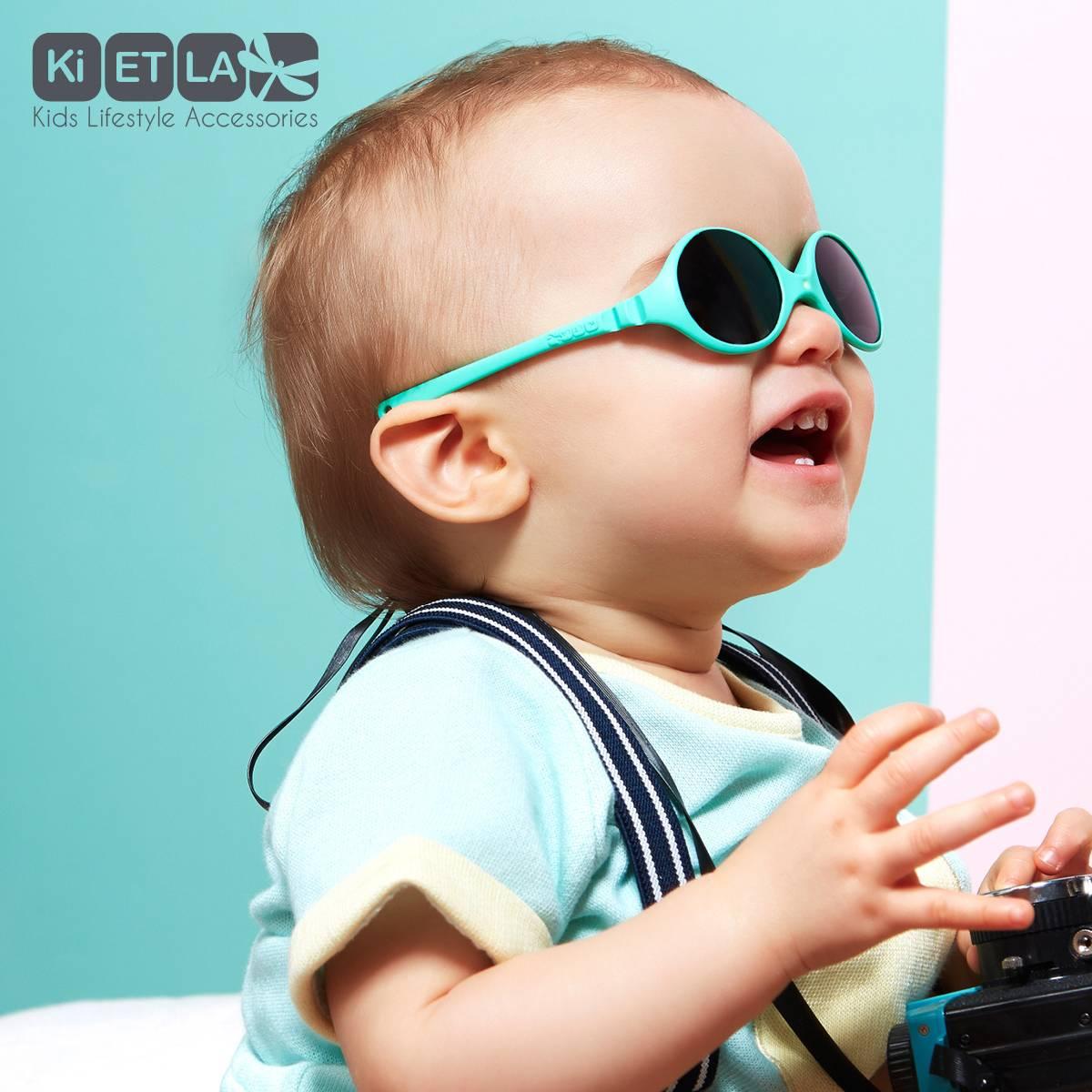 original à chaud super promotions marque populaire Découvrez toute la gamme de lunette de soleil bébé Ki Et LA ...