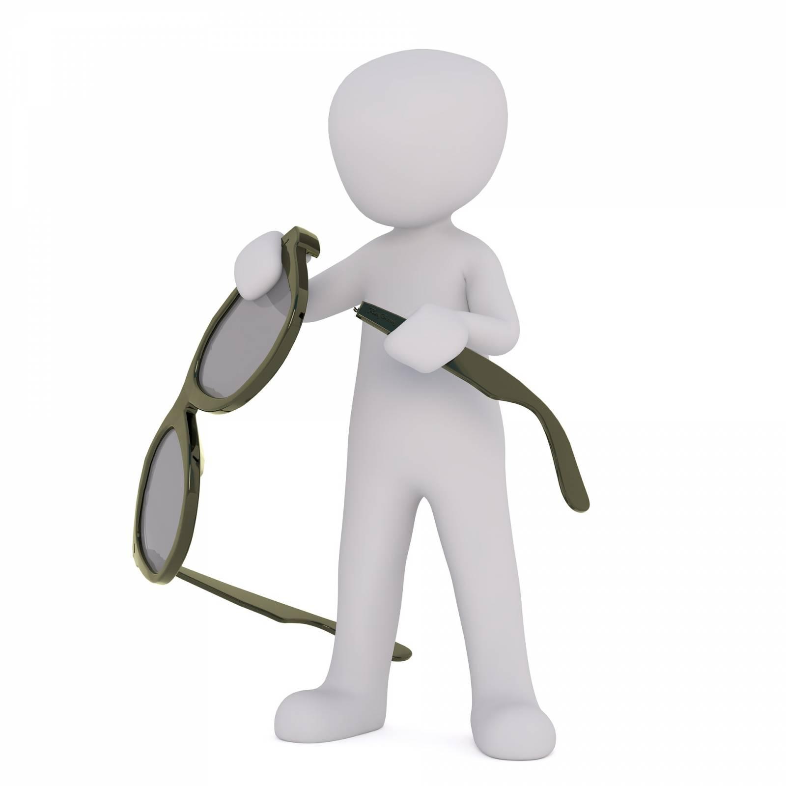 Faire réparer ses lunettes de vue cassée au milieu, réparer ses branches de  lunettes à ... 42d0a21f1c55